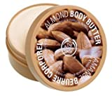 Almond Body Butter 200ml FOR MEN & WOMEN