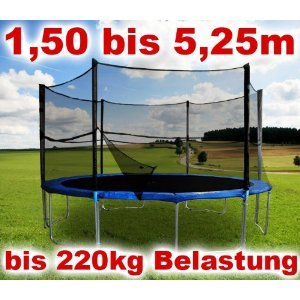 Sim-Buy Trampolin 5ft, 1,5 m