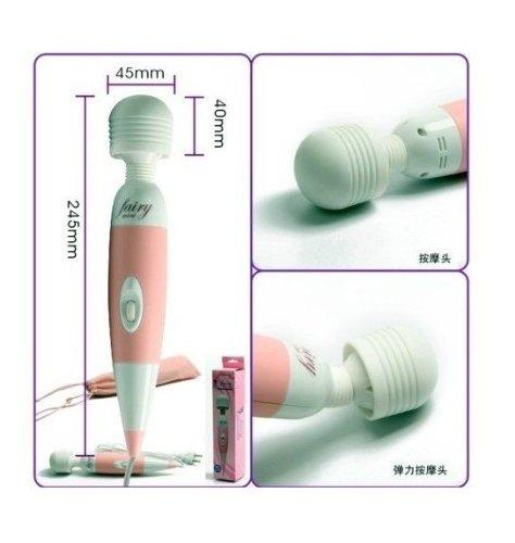 Multi-Speed Wand Massager / AV Vibrator Clit Stimulation /Body Massager For Women