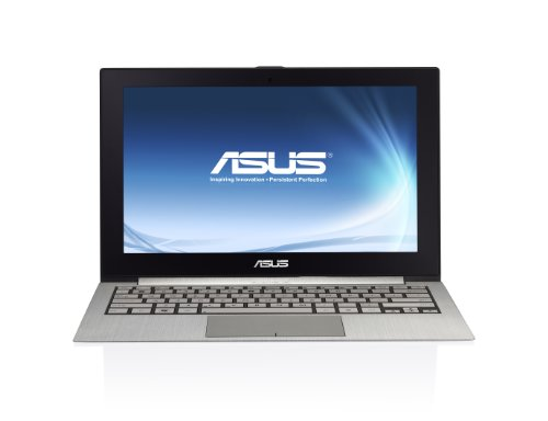 ASUS Zenbook UX21E-DH52 11.6-Inch Thin and Light Ultrabook (Silver Aluminum)
