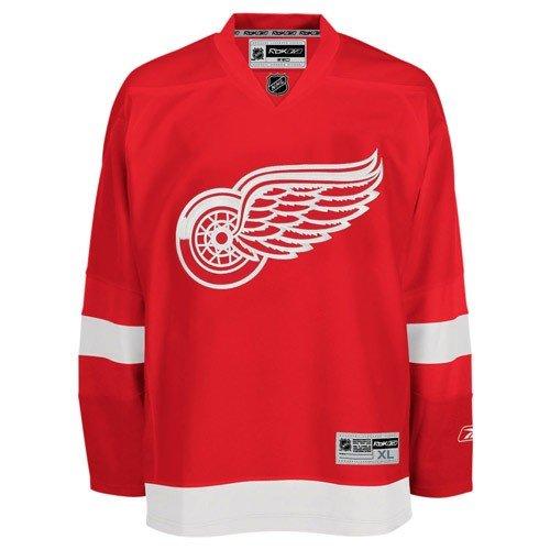 Detroit Red Wings RBK Edge Premier NHL Team Color Jersey, Size= XL