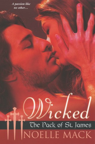 Image of Wicked (The Pack of St James)