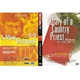 Robert Bresson's Collection: A Man Escaped + Diary of a Country Priest (2 DVD set, Import, All Regions)