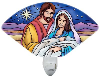 Nightlight-NL0103R-Holy Night - 1