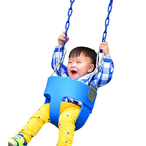 Best Price! Ancheer Bucket Seat Swing Set, 31 x 29 x 31 cm