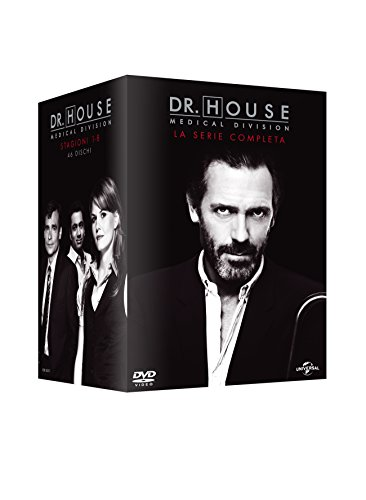 Dr. House: Stagione 1-8 (Cofanetto 46 DVD)