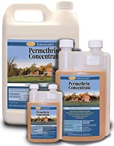Country Vet 13.3% Permethrin Concentrate 8 oz