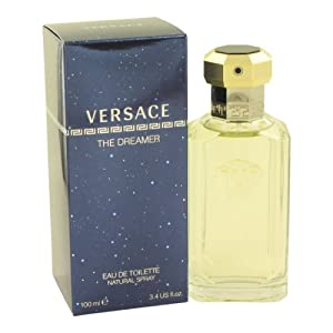 DREAMER by Versace, Eau De Toilette Spray 3.4 oz, Men