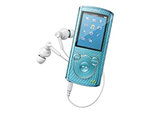 Sony NWZE464BLUE Walkman MP3 player