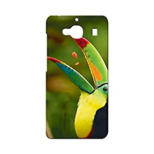 BLUEDIO Designer 3D Printed Back case cover for Xiaomi Redmi 2 / Redmi 2s / Redmi 2 Prime - G5262