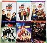The Big Bang Theory Season 1-6 Complete Set Seasons 1 2 3 4 5 6