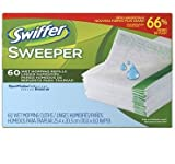 Swiffer Wet Jet Refills Open Window Fresh Scent 60 ct.