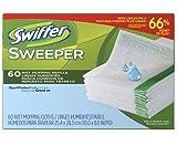 Swiffer Wet Jet Refills Open Window Fresh Scent 60 ct.