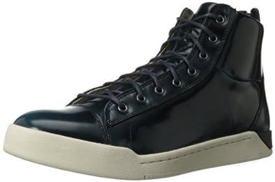 DIESEL - Sneakers - Men - Diamond Blue Sneakers - 42 ...