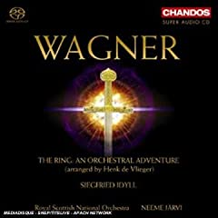 Wagner - The Ring, An Orchestral Adventure; Siegfried Idyll