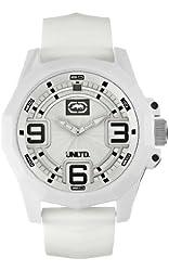 Marc Ecko Men's E08516G4 The Spark Three Hand Watch