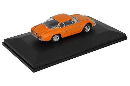 Modellauto-Alpine-A110-Berlinette-1600-SC-1974-143-Orange