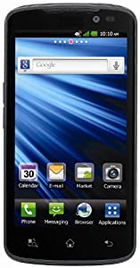 LG Optimus TrueHD LTE P936 Black Factory Unlocked