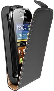 mumbi Flip Case Samsung Galaxy Pocket Tasche Hülle