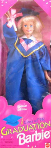 Barbie Graduation Doll - Class of '96! - Special Edition - 1