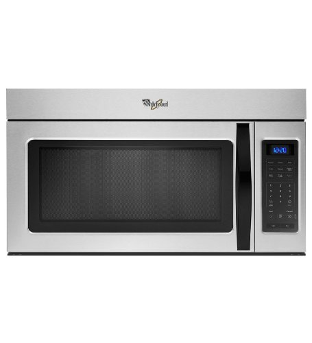 Purchase Whirlpool WMH31017AD 1.7 Cu. Ft. Stainless Look Over-the-Range Microwave