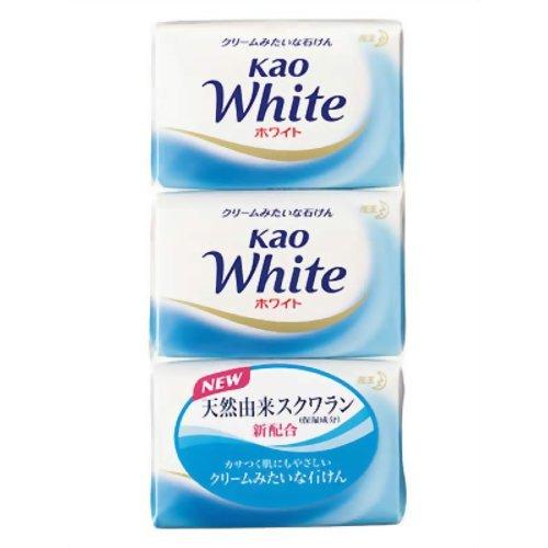 花王ホワイト 普通サイズ 3コ