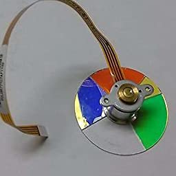 High Quality DLP Projector Color Wheel Replace For Toshiba P500DLE