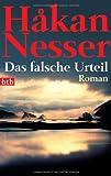 Das falsche Urteil (3442725984) by Hakan Nesser