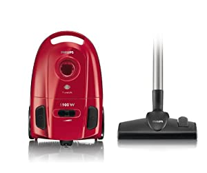 Philips FC8451/01 Aspirateur avec Sac PowerLife 1900W