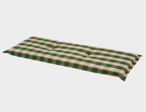 Siena Garden 336840 Kent Bankpolster grün 140 x 47 x 8 cm online kaufen