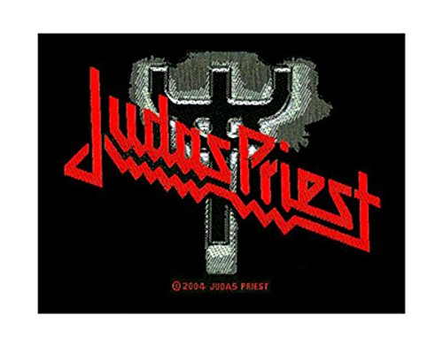 Judas Priest - Fork Logo - Toppa/Patch