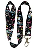 Hello Kitty (Rainbow, Dolphin, Heart and Bow) Lanyard Keychain Holder