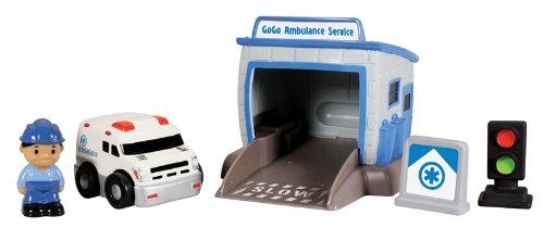 Kid Galaxy Gogo City Hospital Playset