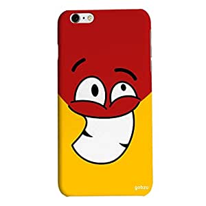 Gobzu Printed Back Covers for iPhone 6 Plus / iPhone 6S Plus - Big Laugh