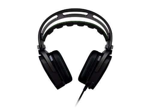 Razer Tiamat 7.1 Cuffia Analogica Surround 7.1, Nero