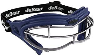 Debeer Lacrosse LUCGSW Ladies Goggle Eye Mask by deBeer