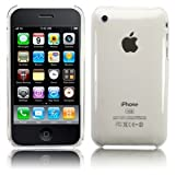Clear Slim Crystal Back Case Cover for iPhone 3G 3GSby The Keep Talking Shop
