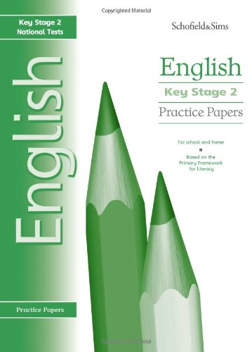 Practice Papers English Key Stage 2