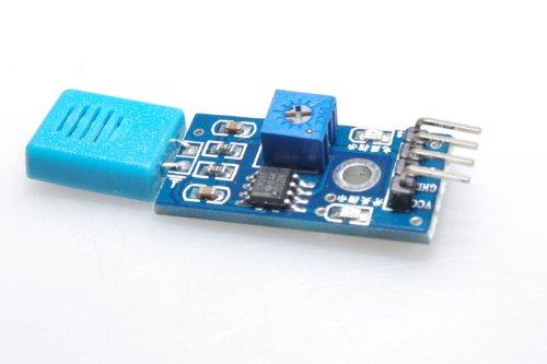 SMAKN DC3V-5V Humidity Sensor HR202 Humidity Sensor Humidity Resistance Module - 1