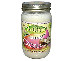 Artisana Coconut Butter 16oz (Glass Jar)
