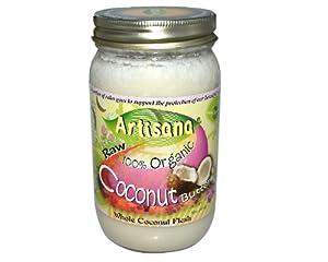 Artisana Coconut Butter 16oz (Glass Jar)