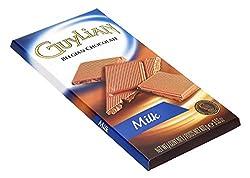 Guylian Belgian Milk Chocolate Bar 100 Grams