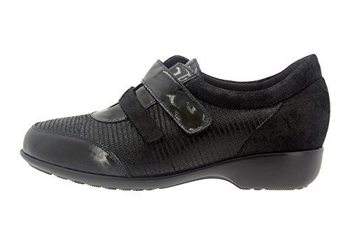 Scarpe donna comfort pelle Piesanto 7676 scarpe casual comfort larghezza speciale
