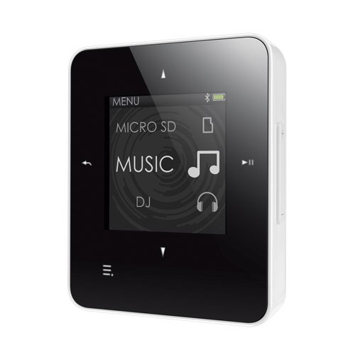 Creative ZEN Style M300 8 GB MP3 and Video Player with Bluetooth and FM Radio Playback (Black/White)