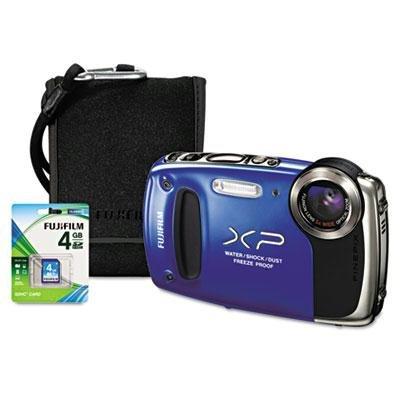 Fuji FinePix XP50 Digital Camera Bundle, 14MP,