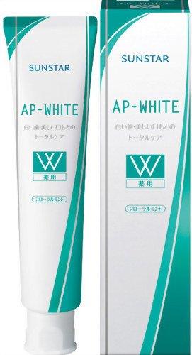 薬用APホワイト フローラルミント 110g