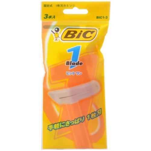BIC1(ビックワン) 3本入