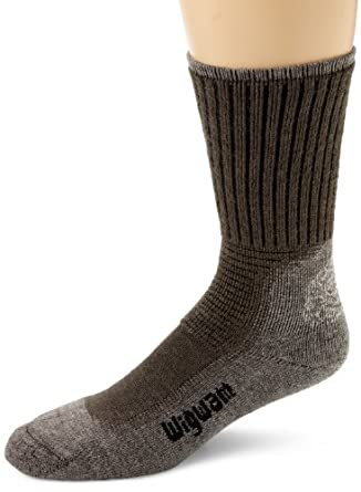 Wigwam Men's Hiking Pro Socks, Charcoal, Medium