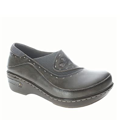 Spring Step Women's Clog Shoes Gray 35 M EU, 5 M