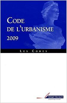 Code de l 39 urbanisme 9782701316031 books - Code urbanisme mur de soutenement ...